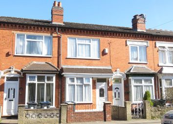Thumbnail 2 bedroom terraced house for sale in Knowle Road, Sparkhill, Birmingham