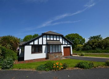 Thumbnail 3 bed detached bungalow for sale in Taw Meadow Crescent, Fremington, Barnstaple