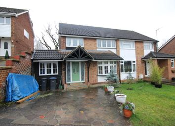 4 bed semi-detached house for sale in Watersmeet, Harlow CM19