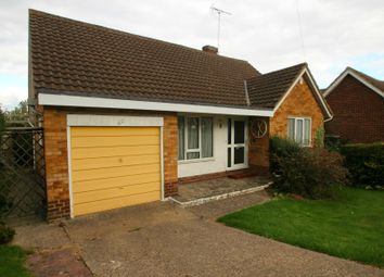 Thumbnail 2 bed detached bungalow to rent in Deeds Grove, High Wycombe
