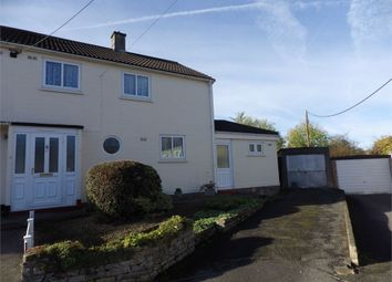 Thumbnail 3 bedroom semi-detached house to rent in Churchways, Whitchurch Village, Bristol