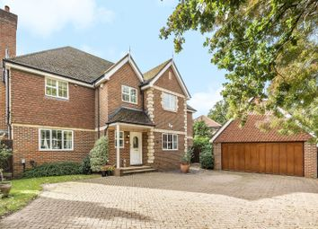 5 bed detached house for sale in Burton Drive, Guildford GU3