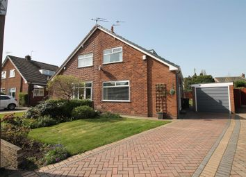 Thumbnail 2 bed semi-detached house for sale in Stott Drive, Urmston, Manchester