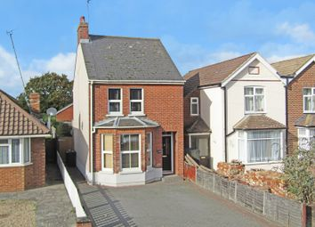 Thumbnail 3 bed detached house for sale in Kingsnorth Road, Kingsnorth, Ashford