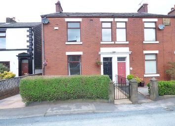 Thumbnail 3 bed end terrace house to rent in Blackburn Road, Higher Wheelton, Chorley