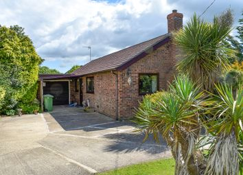 Thumbnail 2 bed detached bungalow for sale in Mill Common, Westhall, Halesworth