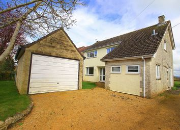 Thumbnail 4 bed detached house for sale in Main Street, Barton St David, Somerton