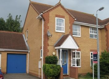 Thumbnail 3 bedroom property to rent in Orchid Close, Little Thetford, Ely