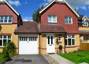 Thumbnail 3 bed semi-detached house for sale in Bond Close, Tadley