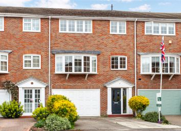 Thumbnail 4 bed terraced house to rent in Baronsmead, Henley-On-Thames, Oxfordshire