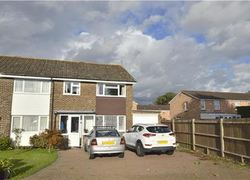 Thumbnail 3 bed semi-detached house for sale in Wither Dale, Horley