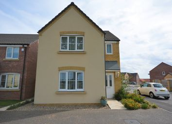 Thumbnail 3 bed detached house for sale in Hunton Road, Oulton, Lowestoft