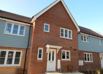 Thumbnail 3 bed terraced house to rent in Dragonfly Lane, Cringleford, Norwich