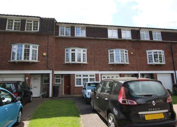 Thumbnail 5 bedroom town house for sale in Taunton Drive, Enfield