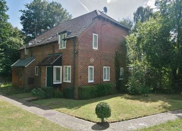 Thumbnail 1 bed terraced house to rent in Elderberry Bank, Lychpit, Basingstoke