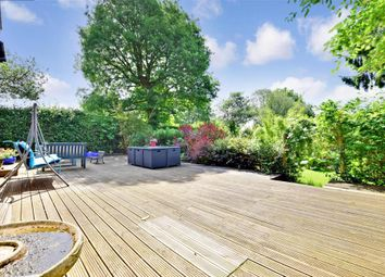 Thumbnail 4 bed detached house for sale in Marshlands Lane, Heathfield, East Sussex