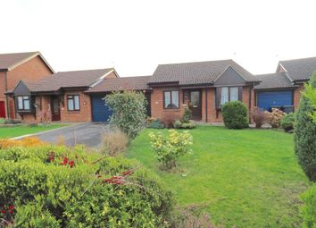 Thumbnail 2 bed bungalow for sale in Knights Garden, Hailsham, East Sussex