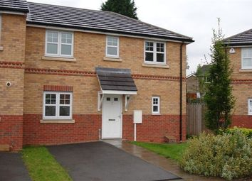 Thumbnail 3 bed town house to rent in Melbourne Court, Nottingham