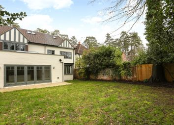 Thumbnail 4 bedroom semi-detached house for sale in Sunning Avenue, Sunningdale, Ascot