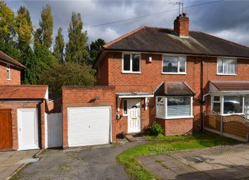 3 bed semi-detached house for sale in Hollie Lucas Road, Birmingham, West Midlands B13