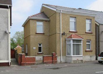 Thumbnail 2 bed property to rent in St. Teilo Street, Pontarddulais, Swansea