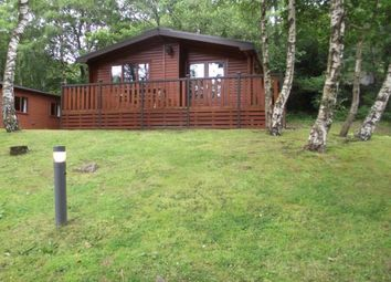 Thumbnail 2 bedroom bungalow for sale in Ogwen Bank Caravan Park, Bethesda, Gwynedd, North Wales