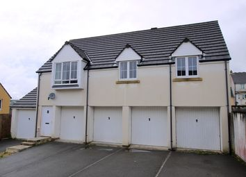 Thumbnail 2 bed detached house to rent in Larcombe Road, St Austell