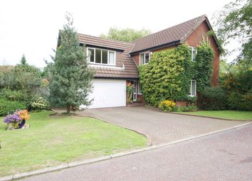 4 bed detached house for sale in St Andrews Close, Fearnhead, Warrington WA2