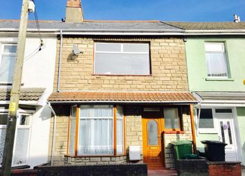 Thumbnail 3 bed terraced house to rent in Glanant Street, Hirwaun, Aberdare