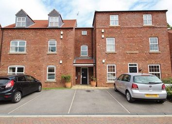 Thumbnail 2 bed flat to rent in Station Rise, Riccall, York