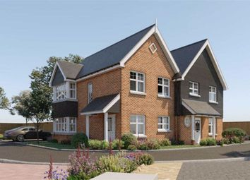 Thumbnail 2 bed semi-detached house for sale in Cambridge Road, Puckeridge, Hertfordshire