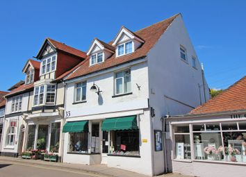 Thumbnail 2 bed maisonette for sale in High Street, Milford On Sea, Lymington