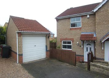 Thumbnail 2 bed semi-detached house to rent in Primula Close, Shirebrook, Mansfield, Derbyshire