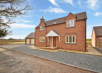 Thumbnail 4 bed detached house for sale in Plot 2 Old Builder Yard, Star Lane, Cold Hatton, Telford