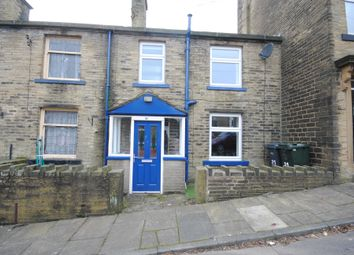Thumbnail 2 bedroom terraced house to rent in New Street, Denholme, Bradford