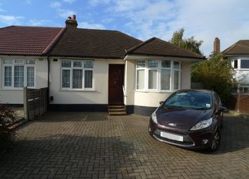 Thumbnail 2 bed semi-detached bungalow to rent in Bexley Lane, Sidcup