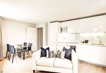 Thumbnail 2 bedroom flat to rent in 4B Merchant Square, London