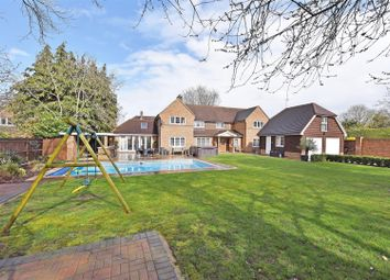 Thumbnail 4 bed detached house for sale in Skippetts Lane East, Basingstoke