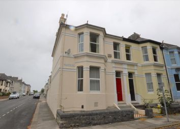 Thumbnail 3 bed end terrace house to rent in Egerton Crescent, Plymouth, Devon
