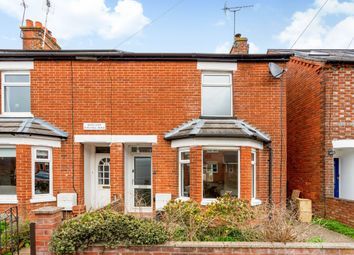 Thumbnail 2 bedroom end terrace house to rent in Russell Road, Newbury