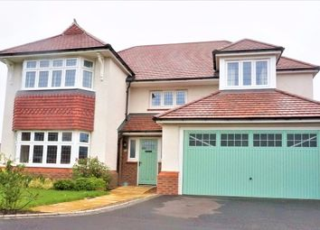 Thumbnail 4 bed detached house for sale in Choules Close, Pershore