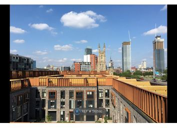 1 bed flat to rent in Castlefield, Manchester M15
