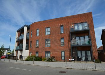 Thumbnail 1 bed flat to rent in Atlas Way, Milton Keynes Village, Milton Keynes