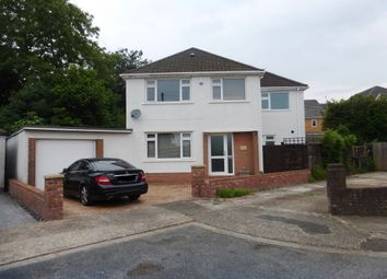Thumbnail 4 bed detached house for sale in Ty Fry Close, Rumney, Cardiff