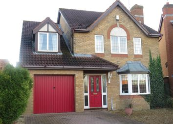 Thumbnail Detached house for sale in Thompsons Ground, Hampton Hargate, Peterborough