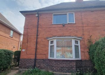 Thumbnail 3 bed semi-detached house for sale in Ainsdale Crescent, Nottingham