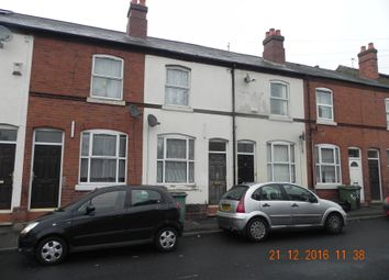 Thumbnail 2 bed terraced house to rent in Whitmore Street, Palfrey, Walsall