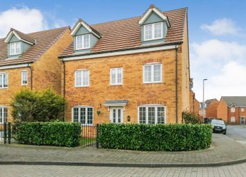 Thumbnail 5 bed detached house for sale in Cornmill Road, Sutton-In-Ashfield