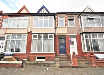 Thumbnail 3 bed terraced house for sale in Northfield, Blackpool, Lancashire