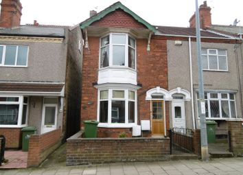 Thumbnail 2 bed flat to rent in Oxford Street, Cleethorpes